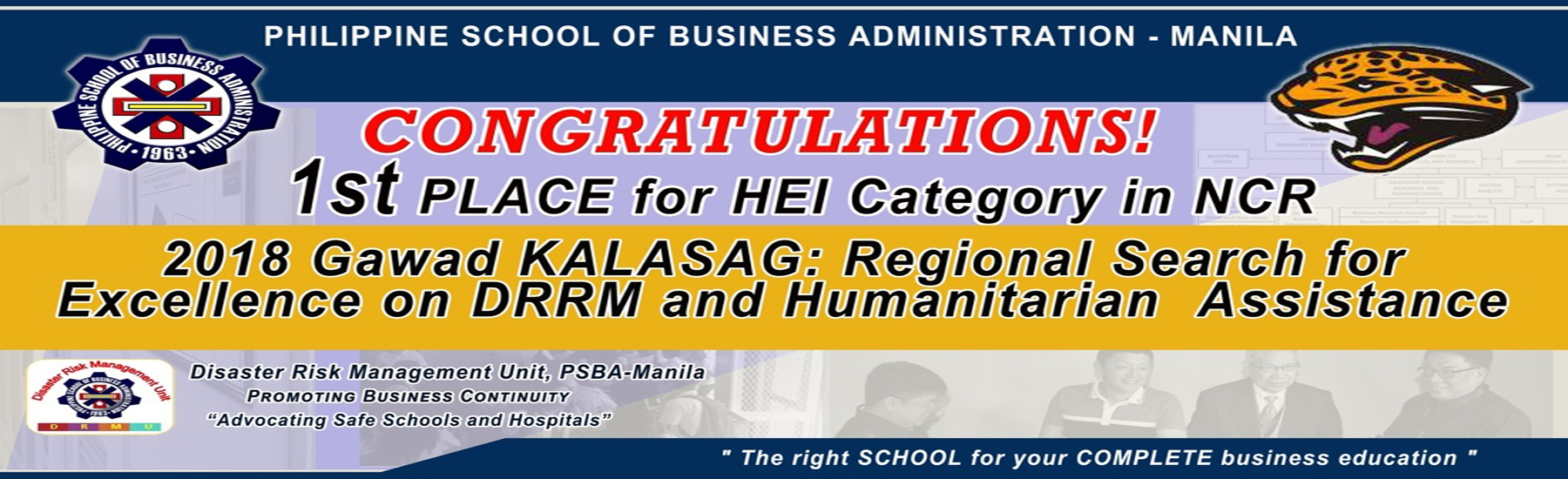 Philippine School Of Business Administration Courses Offered Best